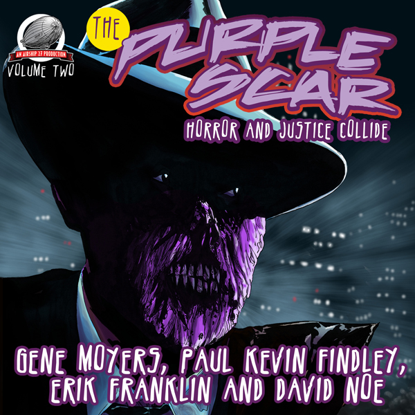 The Purple Scar Volume Two , Hörbuch, Digital, ...