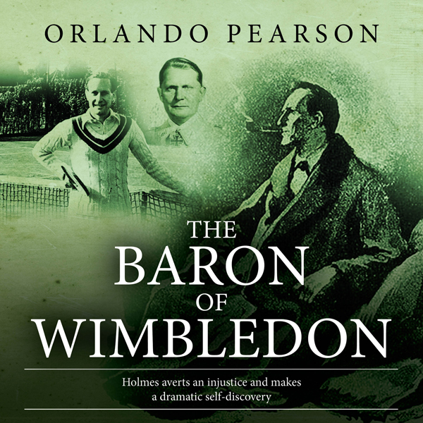 Orlando Pearson The Baron of Wimbledon , Hörbuch, Digital, 1, 41min