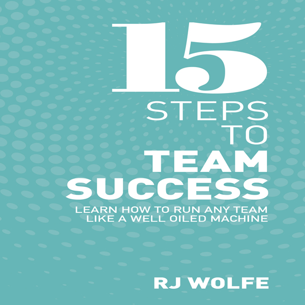 15 Steps to Team Success: Learn How to Run Any Team Like a Well-Oiled Machine , Hörbuch, Digital, 1, 97min