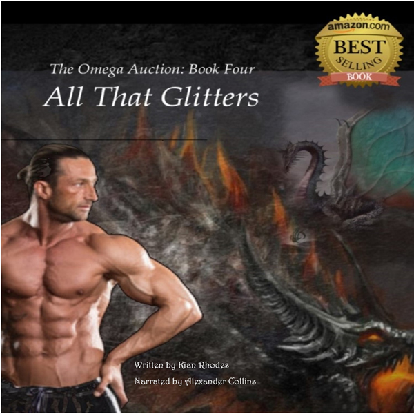 All That Glitters: The Omega Auction, Book 4 , ...