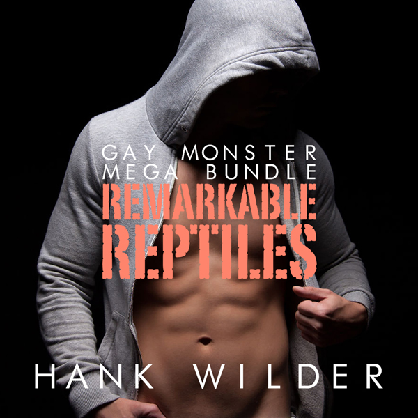 Gay Monster Mega Bundle: Remarkable Reptiles , ...