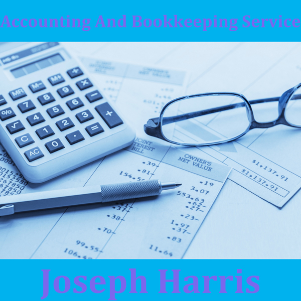 Accounting and Book Keeping Services , Hörbuch,...