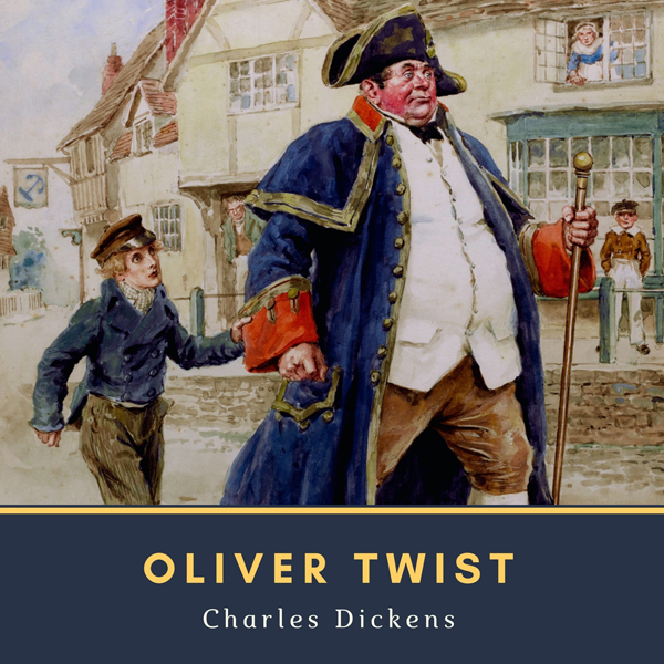 Oliver Twist: Literary Classics Collection, Boo...