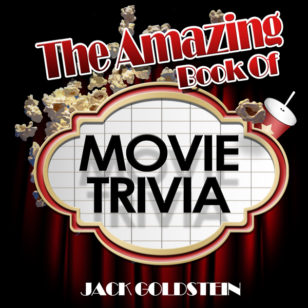The Amazing Book of Movie Trivia , Hörbuch, Dig...