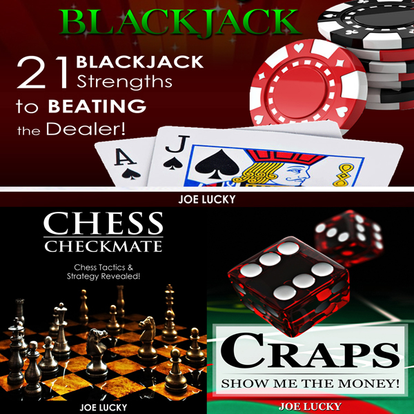 Blackjack & Chess Checkmate & Craps: 21 Blackja...