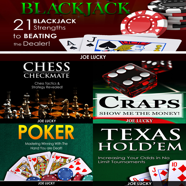 Blackjack & Chess Checkmate & Poker & Craps & T...