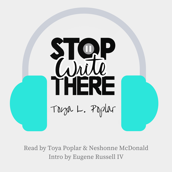 Stop Write There: Write or Remain Silent , Hörb...