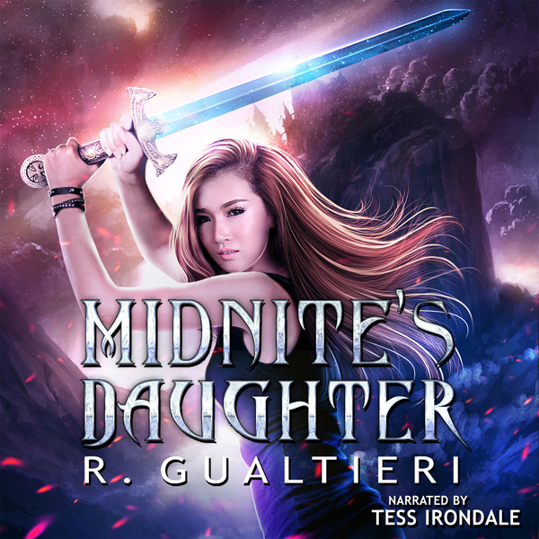 Midnite´s Daughter: Midnight Girl, Book 1 , Hör...