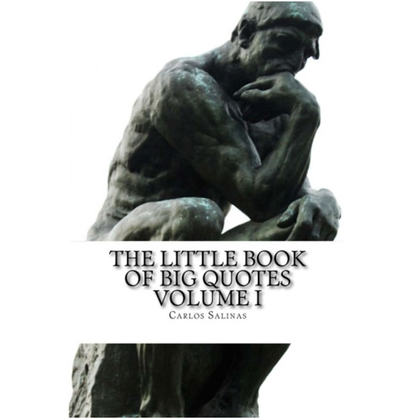 The Little Book of Big Quotes: Volume I , Hörbu...