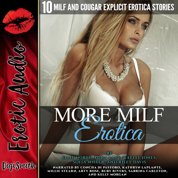 More MILF Erotica: Ten MILF and Cougar Explicit Erotica Stories , Hörbuch, Digital, 1, 295min, (USK 18)