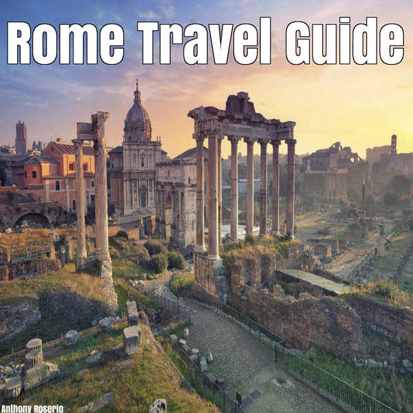 Rome Travel Guide , Hörbuch, Digital, 1, 42min