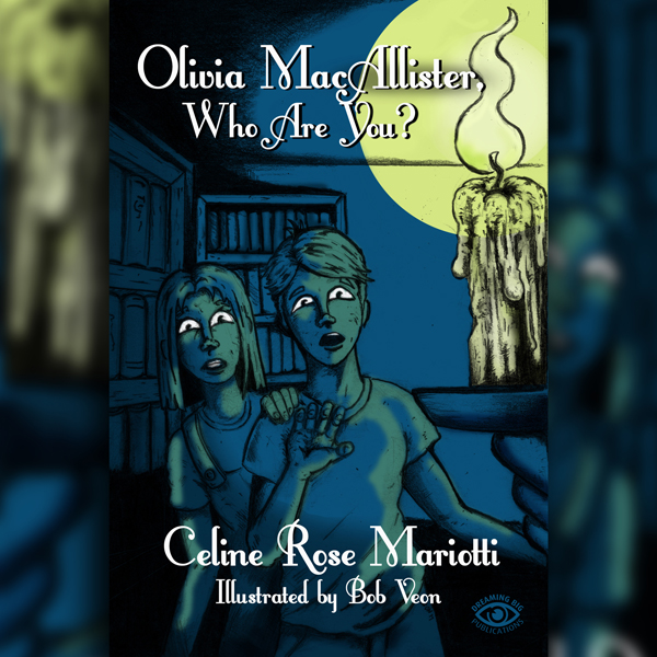 Olivia MacAllister, Who Are You? , Hörbuch, Dig...