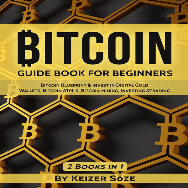 Bitcoin: Guide Book for Beginners , Hörbuch, Di...