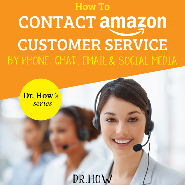How to Contact Amazon Customer Service by Phone...