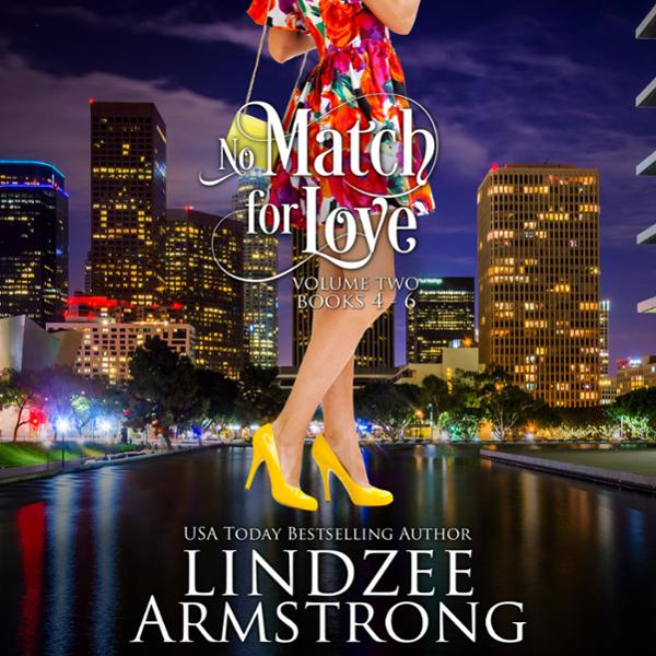 No Match for Love, Box Set - Volume Two: Strike a Match, Meet Your Match, Mistletoe Match , Hörbuch, Digital, 1, 531min