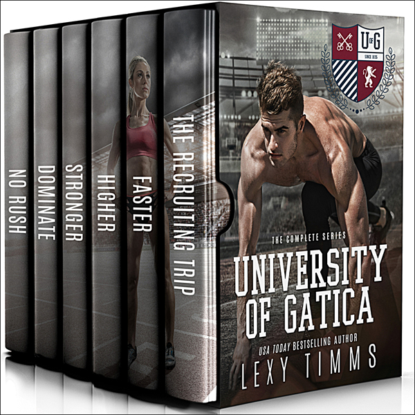 University of Gatica: The Complete Series , Hörbuch, Digital, 1, 1333min