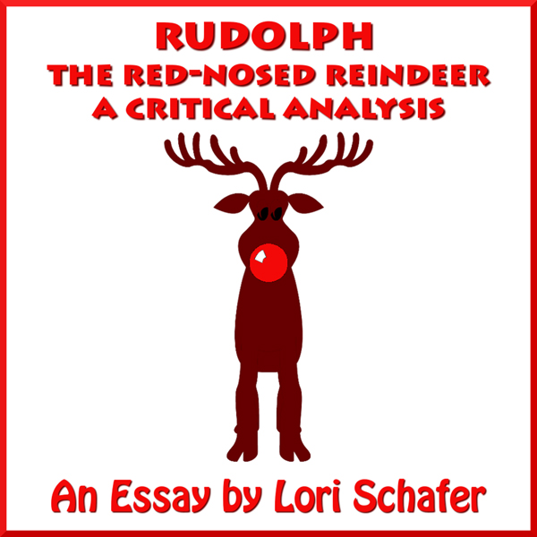 Rudolph the Red-Nosed Reindeer: A Critical Analysis , Hörbuch, Digital, 1, 10min