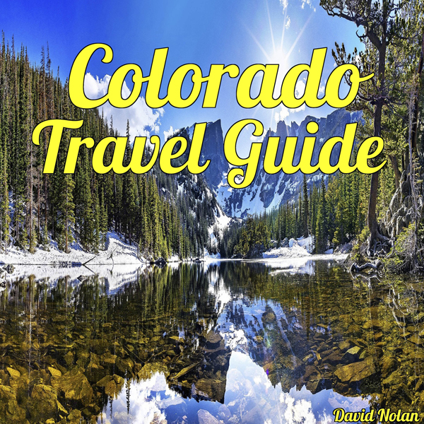 Colorado Travel Guide , Hörbuch, Digital, 1, 38min