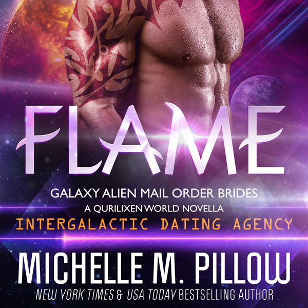 Flame: A Qurilixen World Novella: Intergalactic...