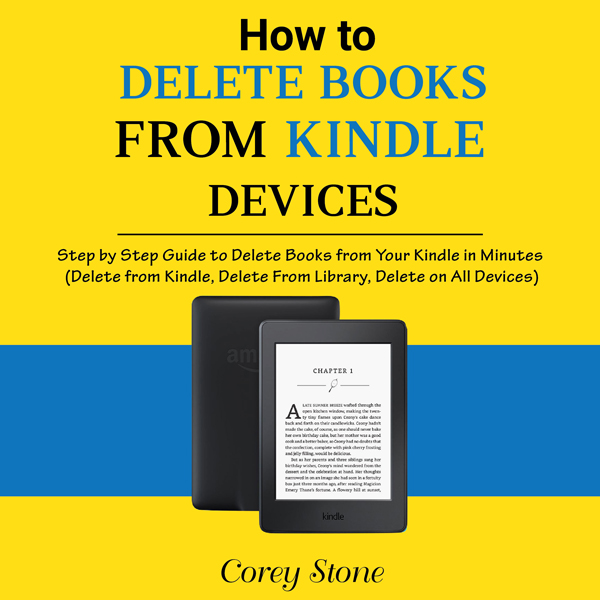 How to Delete Books from Kindle Devices: Step b...