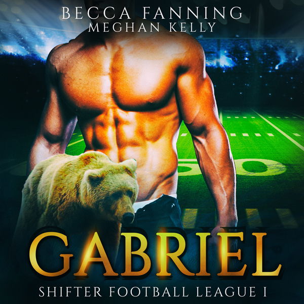 Gabriel: Shifter Football League, Book 1 , Hörb...