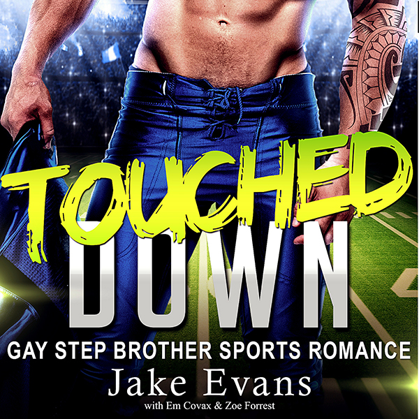 Touched Down: A Straight to Gay Stepbrother Rom...