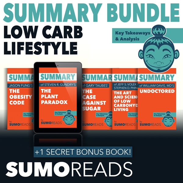 Summary Bundle: Low Carb Lifestyle , Hörbuch, D...