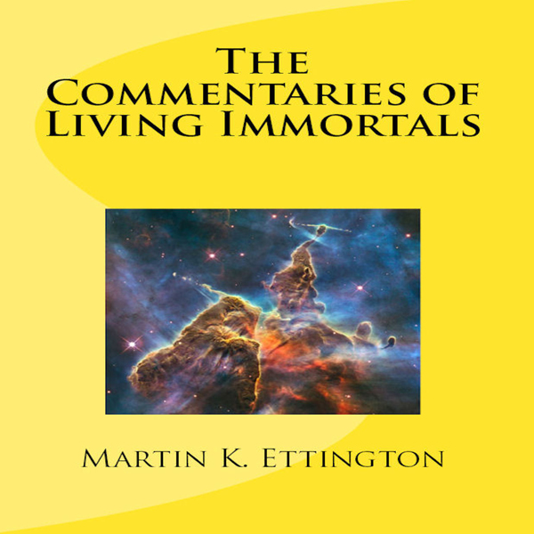 The Commentaries of Living Immortals , Hörbuch,...