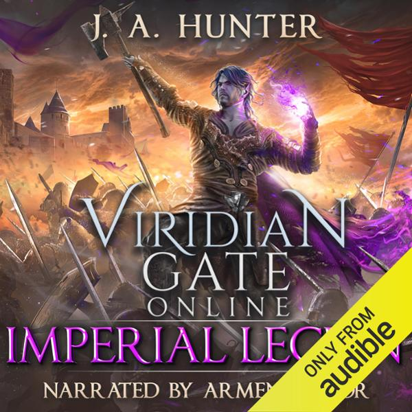Viridian Gate Online: Imperial Legion: The Viri...