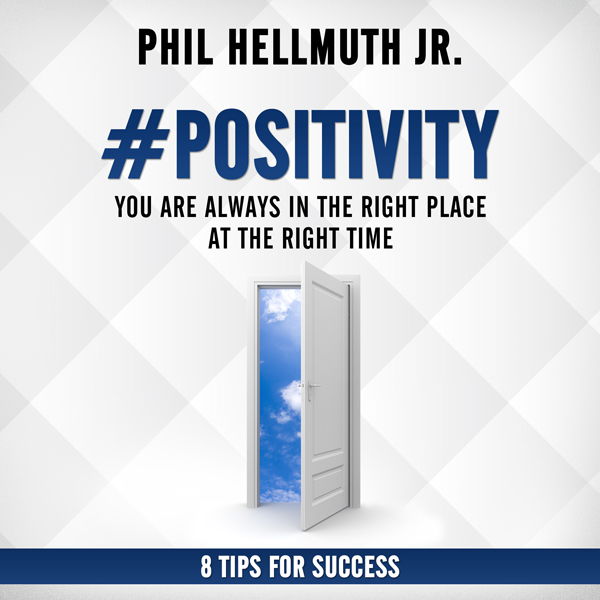 #POSITIVITY: You Are Always in the Right Place ...