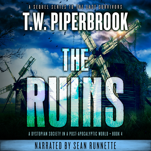 The Ruins Book 4: A Dystopian Society in a Post-Apocalyptic World , Hörbuch, Digital, 1, 506min