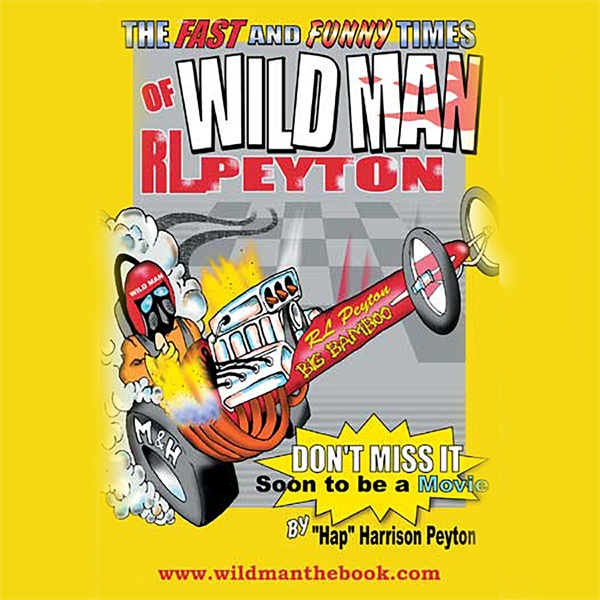 Wildman: The Fast and Funny Times of Wildman R....
