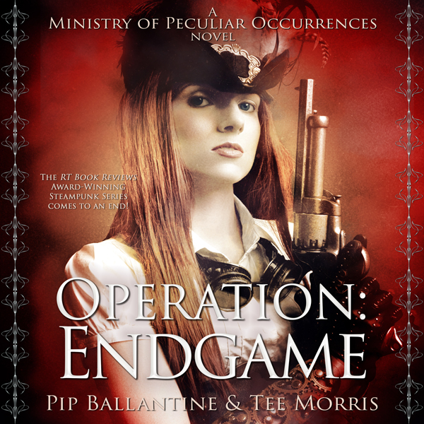 Operation: Endgame: Ministry of Peculiar Occurrences, Book 6 , Hörbuch, Digital, 1, 708min