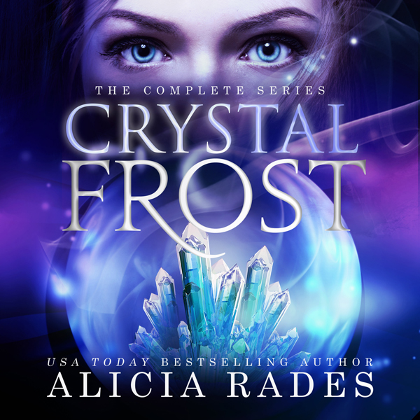 Crystal Frost: The Complete Series , Hörbuch, D...