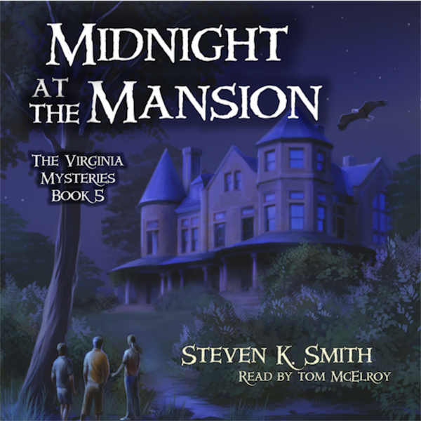 Midnight at the Mansion: The Virginia Mysteries, Book 5 , Hörbuch, Digital, 1, 166min