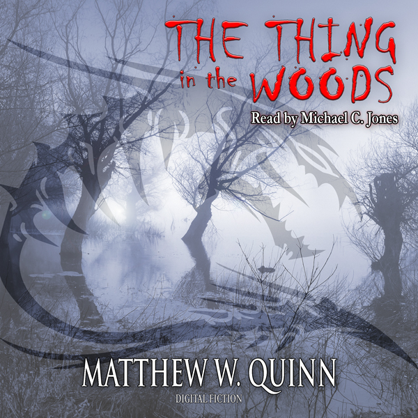 The Thing in the Woods , Hörbuch, Digital, 1, 3...