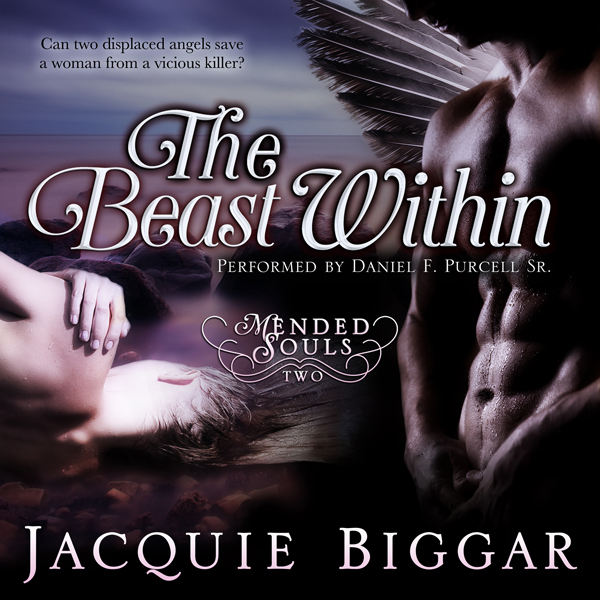 The Beast Within: Mended Souls, Book 2 , Hörbuc...