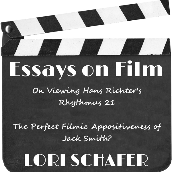 Essays on Film: On Viewing Hans Richter´s Rhythmus 21 and The Perfect Filmic Appositiveness of Jack Smith , Hörbuch, Digital, 1, 9min