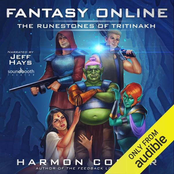 Fantasy Online: The Runestones of Tritinakh: Fa...