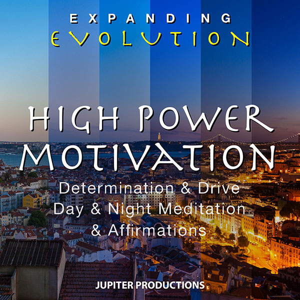 High Power Motivation: Determination & Drive, D...