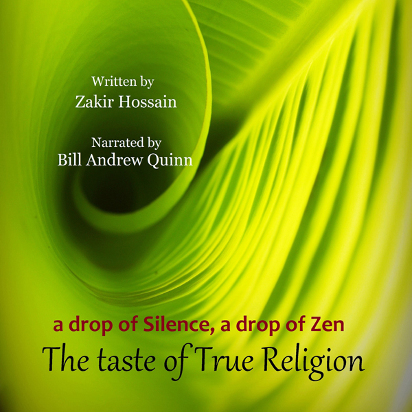 A Drop of Silence, a Drop of Zen, the Taste of True Religion: The Great Way to Inner Peace , Hörbuch, Digital, 1, 131min