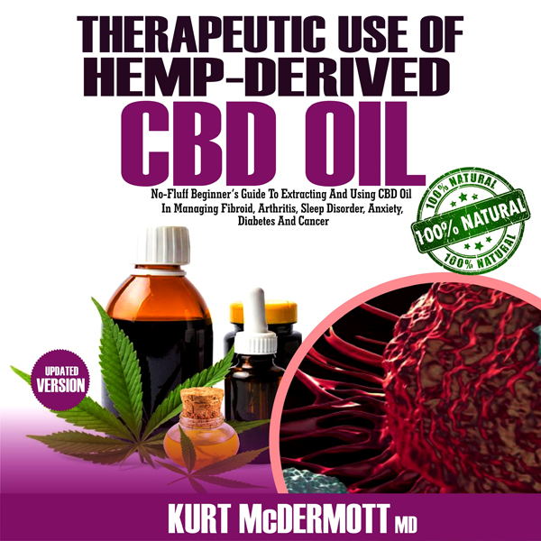Therapeutic Use of Hemp-Derived Cbd Oil: No-Flu...
