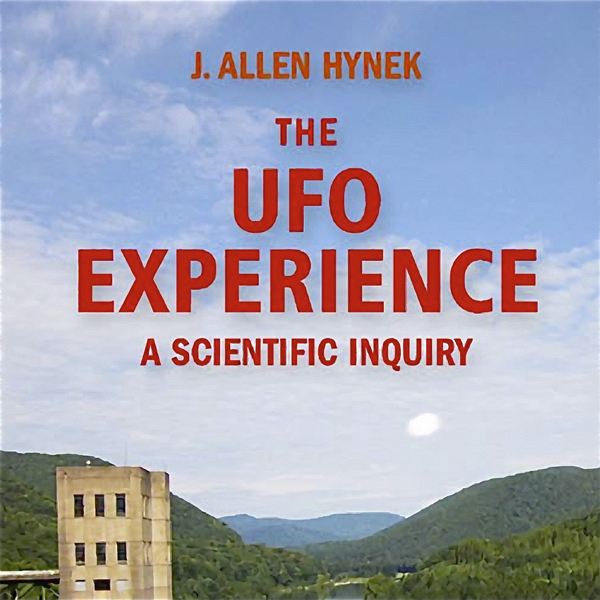 The UFO Experience: A Scientific Inquiry , Hörb...
