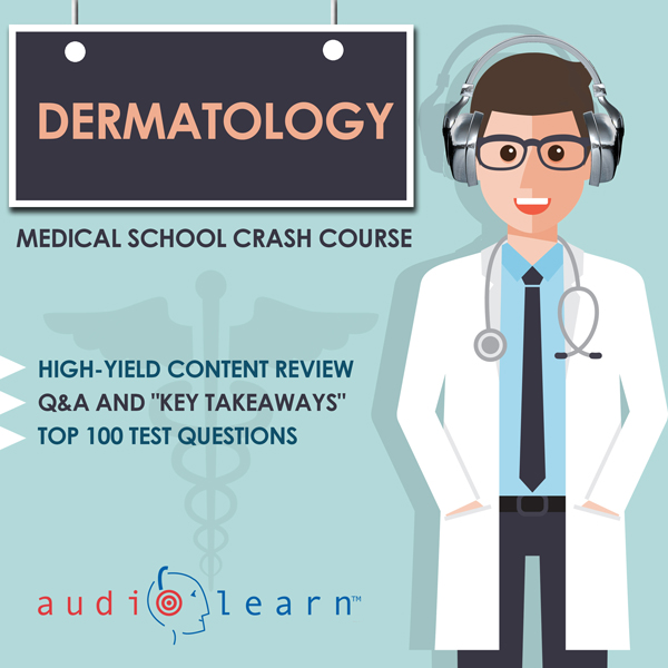 Dermatology - Medical School Crash Course , Hör...