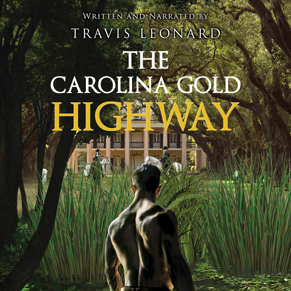 The Carolina Gold Highway , Hörbuch, Digital, 1...