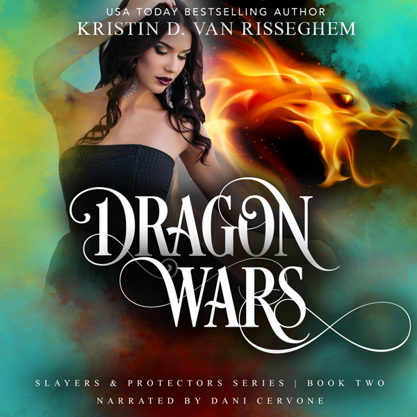 Dragon Wars: Slayers & Protectors, Book 2 , Hör...