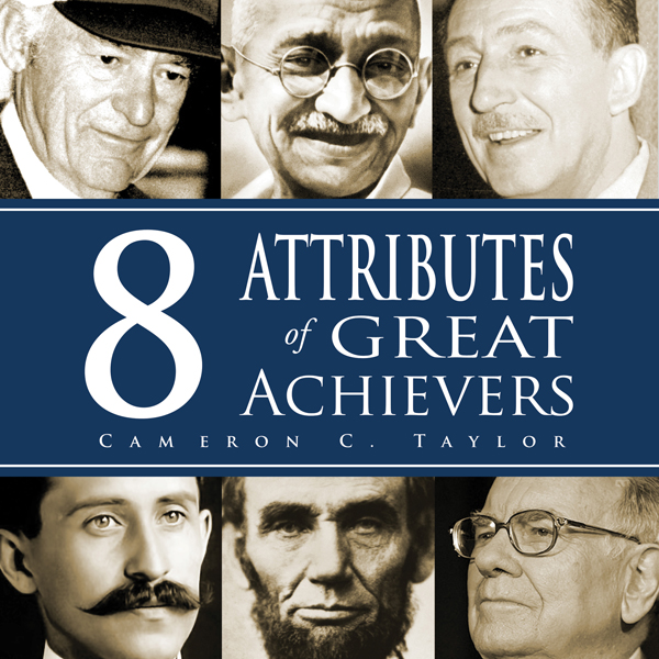 8 Attributes of Great Achievers , Hörbuch, Digi...