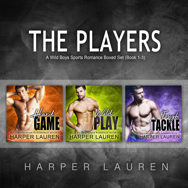 The Players: A Wild Boys Sports Romance Boxed S...