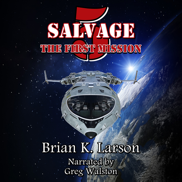 Salvage-5: First Contact , Hörbuch, Digital, 1,...