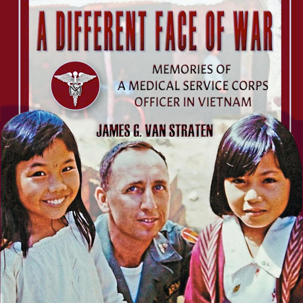 A Different Face of War: Memories of a Medical Service Corps Officer in Vietnam: North Texas Military Biography and Memoir Series , Hörbuch, Digital, 1, 945min